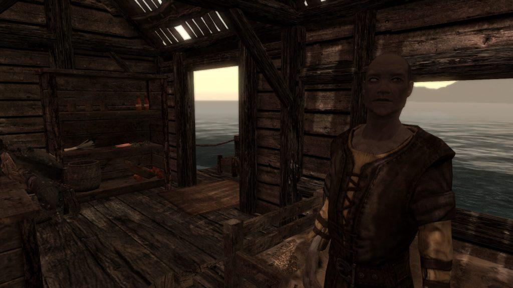 В этом обширном моде для Skyrim Драконорожденный сразится с Ктулху