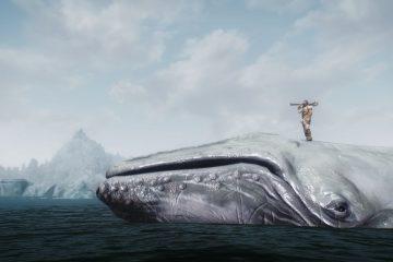 Море призраков (Sea of Spirits) для Skyrim