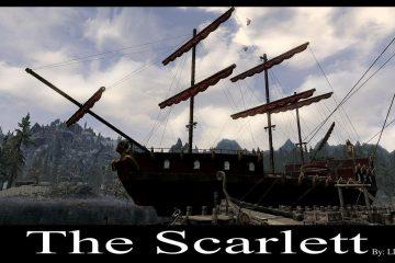"""Мод на дом-корабль """"Скарлетт"""" - подробный разбор"""
