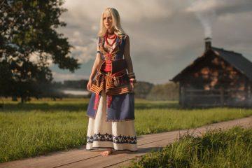 Идеальный косплей Witcher 3