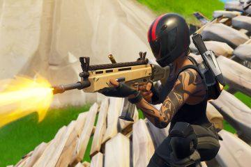 Sony наконец позволили Fortnite кроссплатформенную игру между PS4, ПК, Xbox и Switch