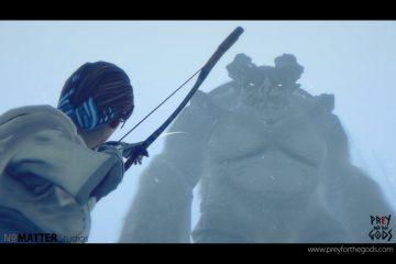 Сразитесь с зимними колоссами в Prey for the Gods, вдохновленной Team ICO