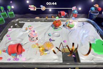 Сразитесь за звание самой вкусной закуски в игре для компаний Cake Bash