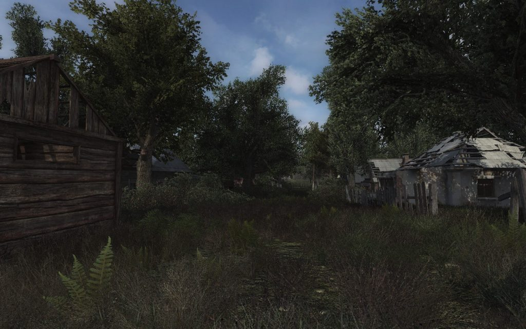 Мод S.T.A.L.K.E.R. Lost Alpha Director's Cut