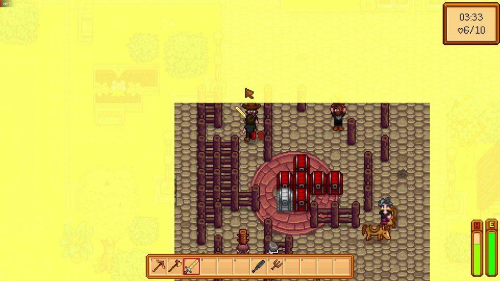 В королевской битве Stardew Valley побеждает последний устоявший фермер