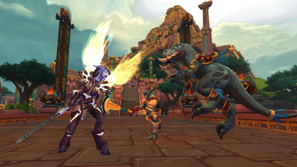 Арена в World of Warcraft – ещё одна причина, по которой стоит зайти в игру