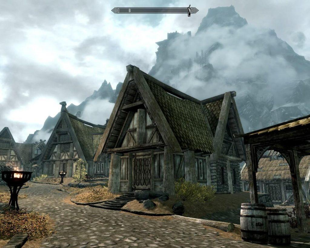 Дом Тёплых Ветров - Вайтран