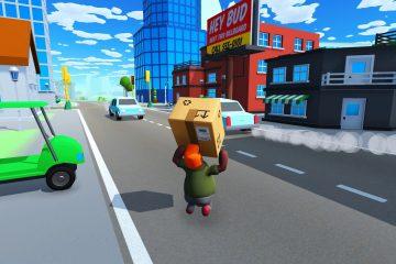 Totally Reliable Delivery Service - игра с ragdoll-физикой про ужасных водителей