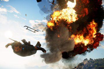 Трейлер Just Cause 3 предлагает интерактивный хаос