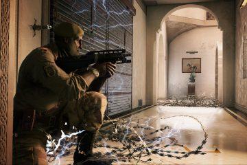 Ubisoft хотят исправить «проблему приседаний и наклонов» в Rainbow Six Siege