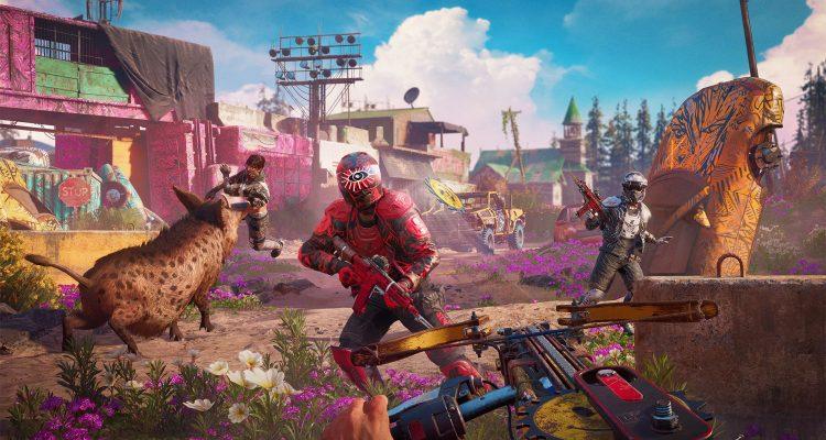 Ubisoft привнесут «немного RPG» в Far Cry: New Dawn