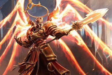 Убивайте людей праведно с Империумом, новым героем Heroes of the Storm