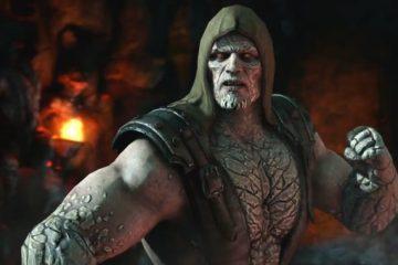 В новом трейлере Mortal Kombat X Тремор сотворил всплеск
