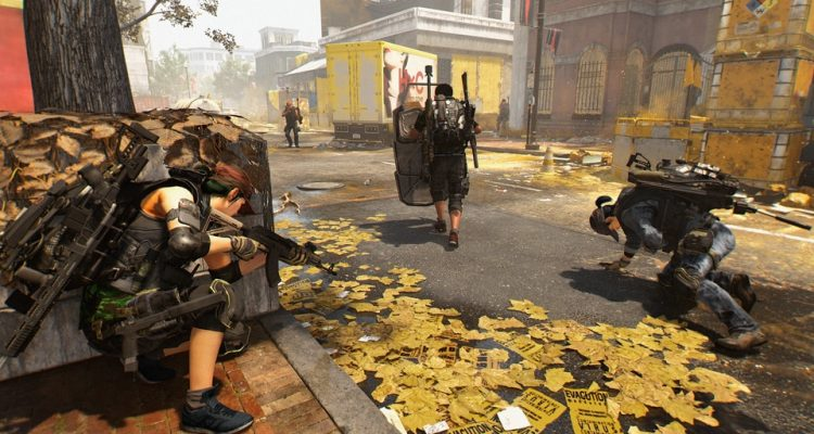 В The Division 2 будет три Темные зоны с ИИ-турелями на дверях, чтобы «защитить невинных»