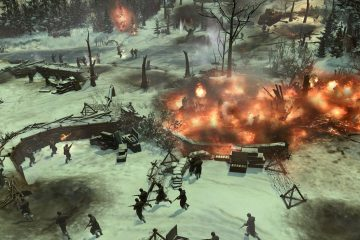 Вышел трейлер Company of Heroes 2: Наступление в Арденнах