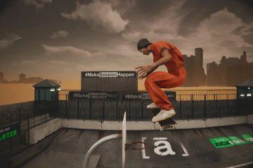 Вышла бесплатная демоверсия игры про скейтбординг для ПК — Session