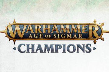 Warhammer Age of Sigmar Champions - это карточная игра с дополненной реальностью