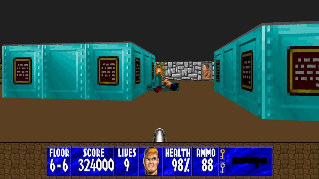 Мод для Wolfenstein 3D переносит версию SNES на ПК