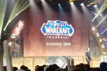 World of Warcraft: Classic, выход которой назначен на лето 2019, не потребует дополнительной подписки