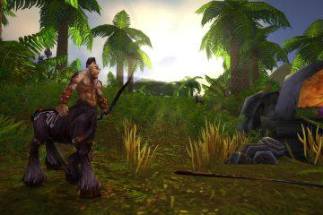 Рейтинг классических локаций World of Warcraft
