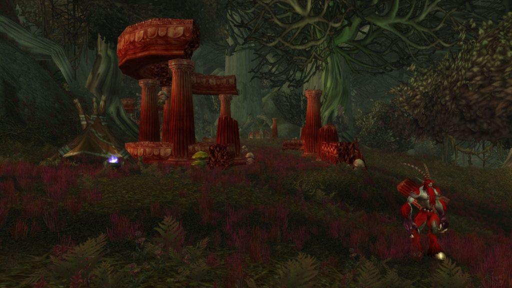 Осквернённый лес