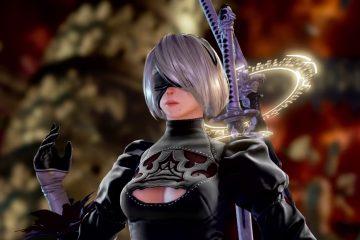 2B из Nier: Automata появится в Soulcalibur 6 на следующей неделе