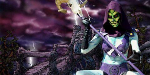 Женский косплей Скелета, который перевернёт вашу вселенную