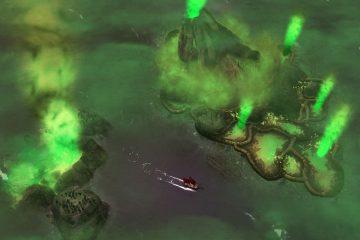 Abandon Ship, игра про пиратов, похожая на FTL, добавила три новых региона для исследования
