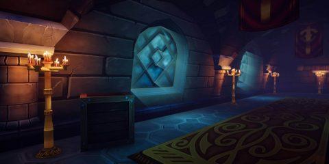 Ода Монастырю Алого Ордена, одному из самых полюбившихся подземелий World Of Warcraft