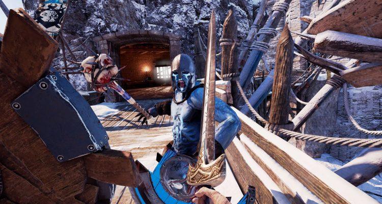 Asgard's Wrath добавит возможность расчленения в VR