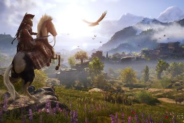 """Assassin's Creed Odyssey получит режим """"Новая Игра +"""" уже в этом месяце"""