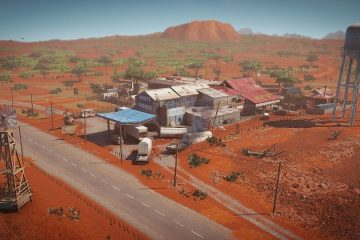 Австралийская карта Rainbow Six Siege – это ветхая автозаправочная станция на одиноком шоссе