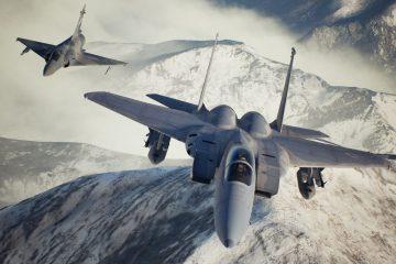 Bandai Namco предложили обходные пути для проблем с Ace Combat 7: Skies Unknown в Steam