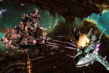 Battlefleet Gothic: Armada 2 вышла сегодня; готовится еще одна кампания