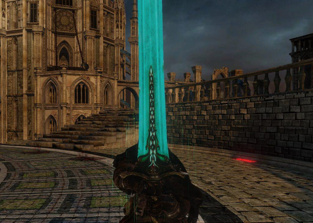 Traditional Moonlight Great Sword
