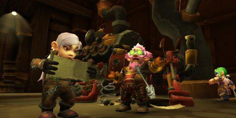 История одного мода в World of Warcraft, который полностью преобразовывал оригинальные квесты в игре