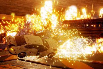 Danger Zone - это, по сути, режим «Crash» игры Burnout