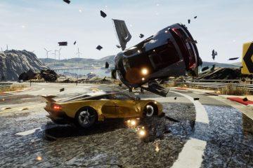 Dangerous Driving, духовный наследник Burnout, выйдет в Epic Store