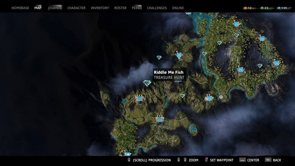 Загадка рыбака