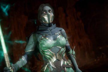 Фаталити Джейд из Mortal Kombat 11