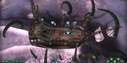 Abandon Ship: похожее на Faster Than Light морское приключение демонстрирует большой потенциал