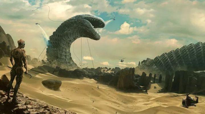 Funcom Studio создаст игру в мире Dune