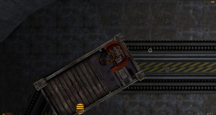 Half-Life превратился в шутер с видом сверху благодаря моду