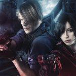 Хоррор-косплей: Ада Вонг и Леон Кеннеди из Resident Evil