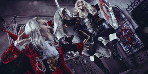 Охота на вампиров открыта с этими удивительными косплеями по мотивам Castlevania
