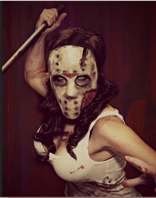 Знаковые Злодеи фильмов ужасов в кроваво-совершенном косплее
