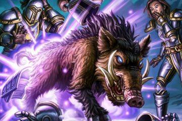 Игрок в World of Warcraft достиг 60 уровня на убийстве одних лишь кабанов