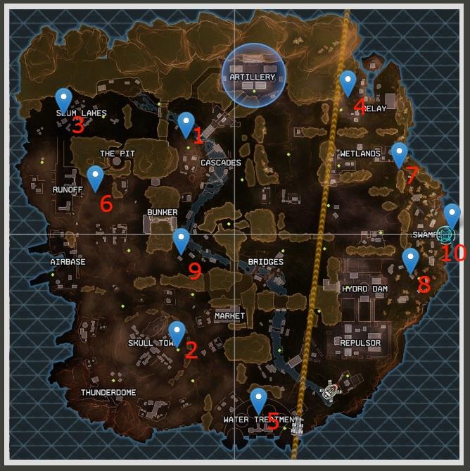Игроки Apex Legends обнаружили секретного монстра
