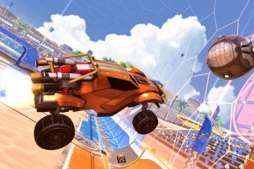 Игроки Rocket League на ПК, PS4, Xbox и Switch теперь могут участвовать в матчах вместе
