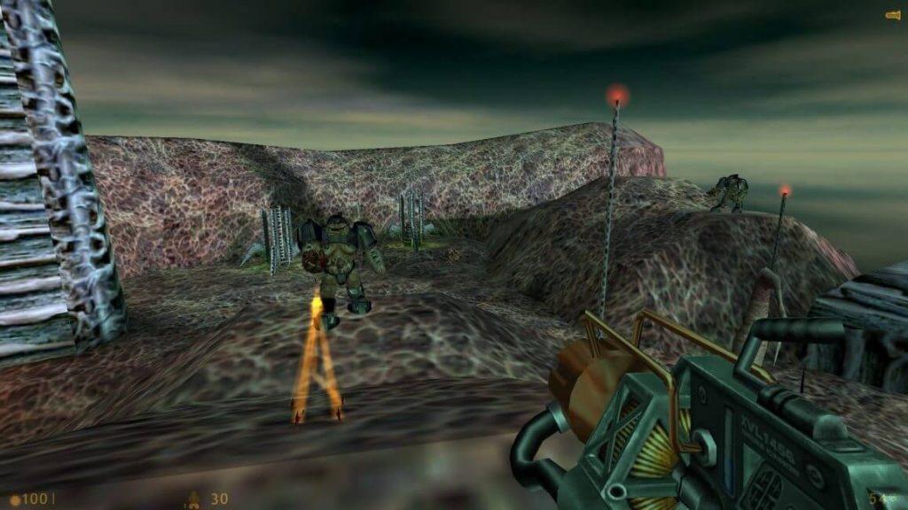 История первой Half-Life